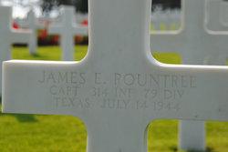 Capt James E Rountree