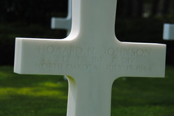 2Lt Howard N Johnson