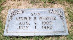 George Burton Webster