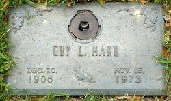 Guy Leonard Mann