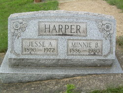 Minnie <i>Brown</i> Harper