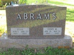 Lula J <i>Gadd</i> Abrams