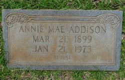 Annie Mae Addison