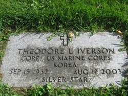 Theodore Louis Iverson