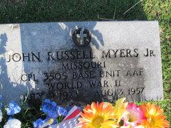 John Russell Myers, Jr