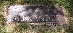 Sherry A Alexander