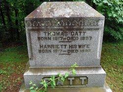 Harriet Catt