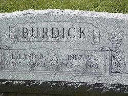 Leland R Burdick
