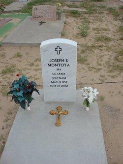 Joseph E Montoya