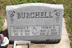Virginia Ruth <i>Thompson</i> Burchell
