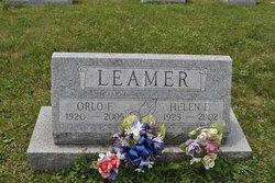Orlo Floyd Leamer