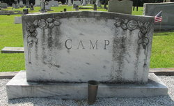 Martha Mae Mattie <i>Rivers</i> Camp