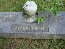 Bertha M <i>Foote</i> Barholt
