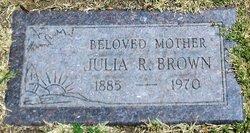 Julia Ramoth <i>Younger</i> Brown