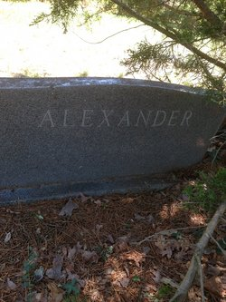 Nancy Emeline <i>Martin</i> Alexander
