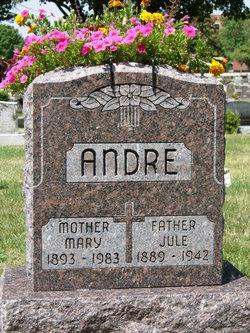 Mary Andre