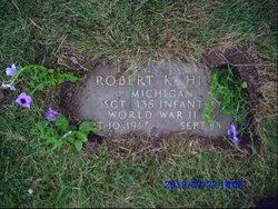 Robert karl Bert Hilla