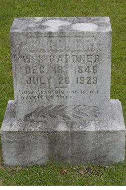 Wiley Sanders Gardner