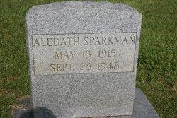 Aledath Sparkman