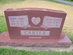 Ruth Frances <i>Eddleman</i> Carter