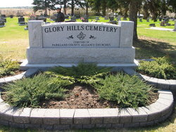Glory Hills Alliance Cemetery