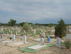 Casa de Coloradas Cemetery