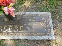 Charlotte Moody <i>Wortham</i> Beebe