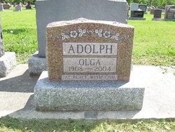 Olga <i>Draward</i> Adolph