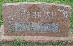 Marietta Metta <i>Forsythe</i> Parrish