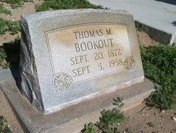Thomas Meredith Bookout