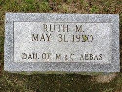 Ruth M Abbas