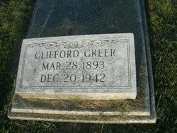 Clifford Greer
