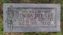 Emma Dee Lee