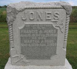 Martha Jane <i>Ross</i> Jones