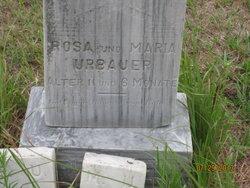 Maria Urbauer