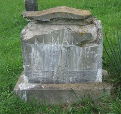 Elizabeth A. <i>Tobler</i> Almany