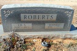 Ed Speaks Roberts