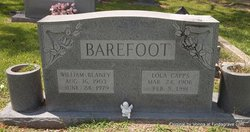 Lola <i>Capps</i> Barefoot