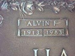 Alvin F Halyard