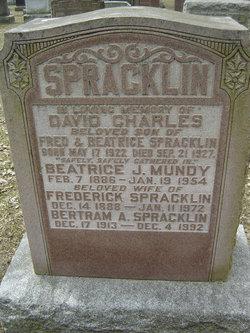 Beatrice J. <i>Mundy</i> Spracklin