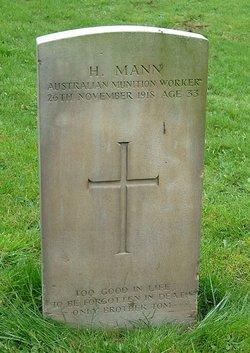 Henry Mann