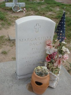 Margaritos Baca