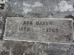 Ada Baker