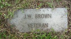 J. W. Brown