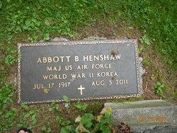 Abbott B Hensaw