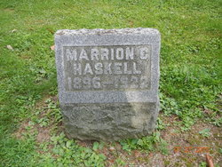 Marrion C. Haskell