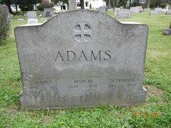 Marcia Adams