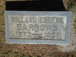 Willard Eugene Barrows