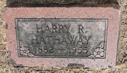 Harold Reader Harry Hathaway