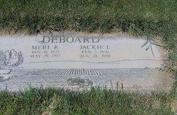 Jackie Irene <i>French</i> DeBoard